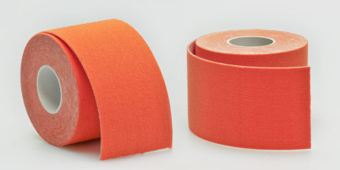 Kinesiologie Tape kinesio orange 5 cm