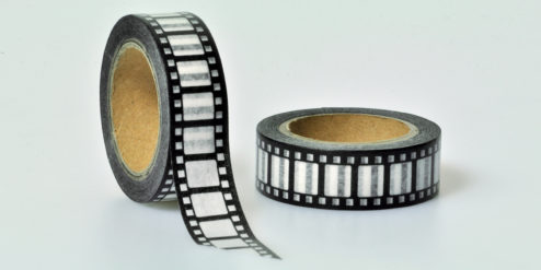 Washi Tape Film