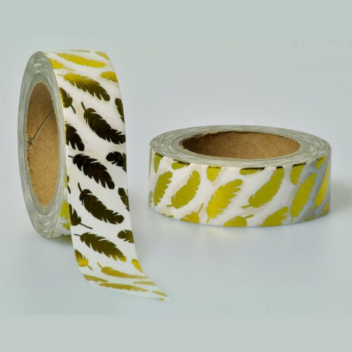 Washi Tape gold