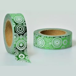 Washi Tape Folie grün