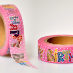 Washi Tape Highlights