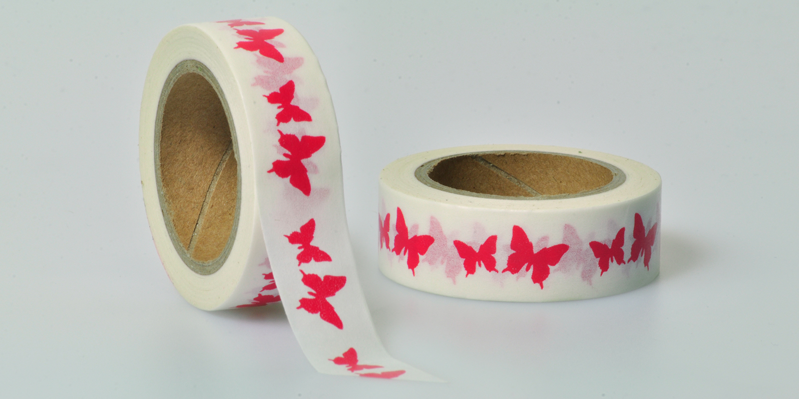 Washi Tape Tiere schmetterling