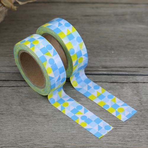 Washi Tape Muster